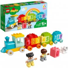 LEGO® DUPLO® 10954 Number Train - Learn To Count