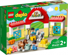 LEGO® DUPLO 10951 Horse Stable and Pony Care