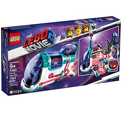LEGO® MOVIE 70828 Party Bus Pop-Up
