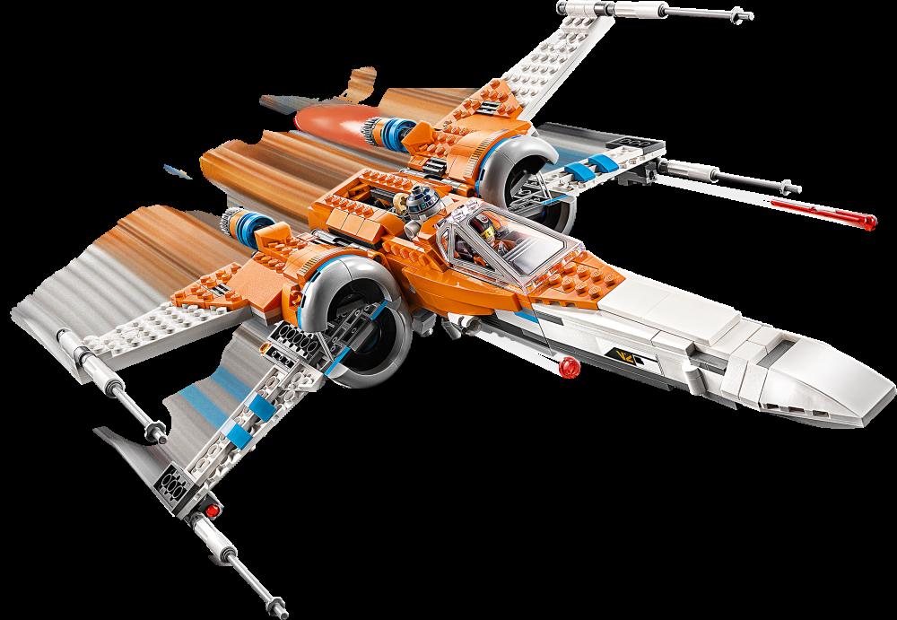 LEGO® Star Wars 75273 Stíhačka X-wing Poe