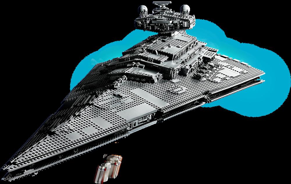 LEGO® Star Wars 75252 Imperiální hvězdný destruktor